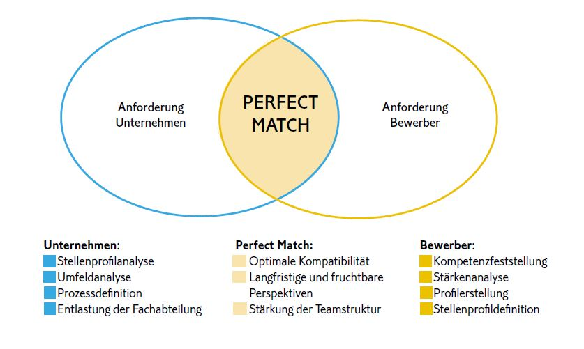 HELMES Consulting - Perfect Match